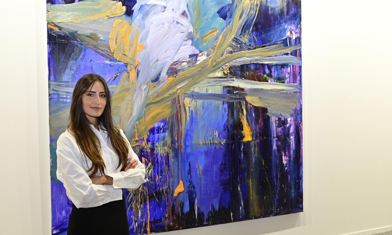 Rachel Valdés vuelve a ARCO 'pisando fuerte'