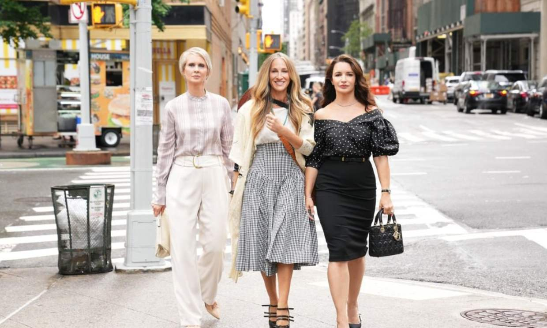 'Sexo en Nueva York' muestra la primera imagen oficial de su secuela, 'And just like that…'