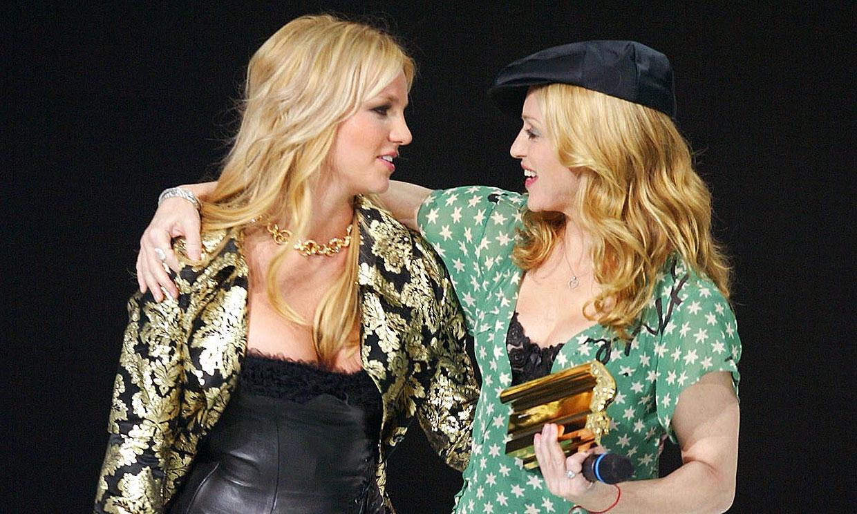 Madonna hace un alegato a favor de Britney Spears: 'Vamos a sacarte de esa cárcel'