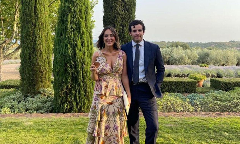 Las imágenes más románticas de Tamara Falcó e Íñigo Onieva en una boda 'épica'
