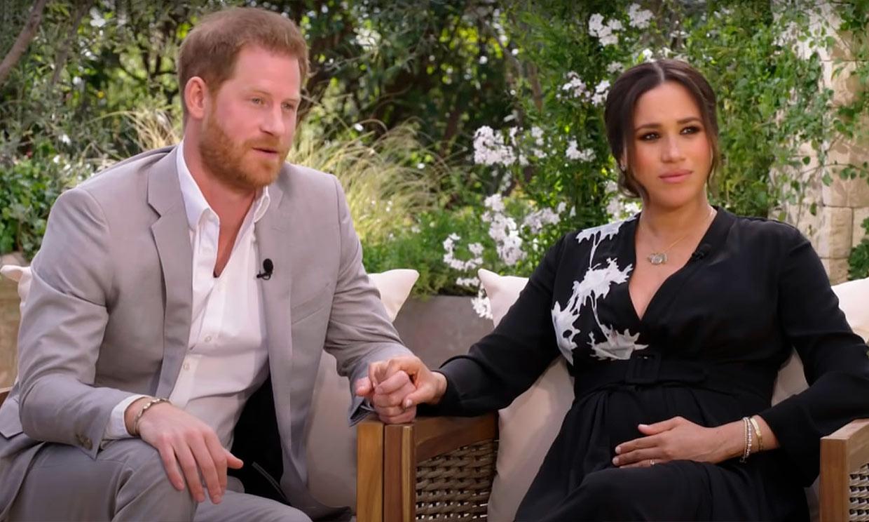 La entrevista 'bomba' de los duques de Sussex, nominada a los Emmy
