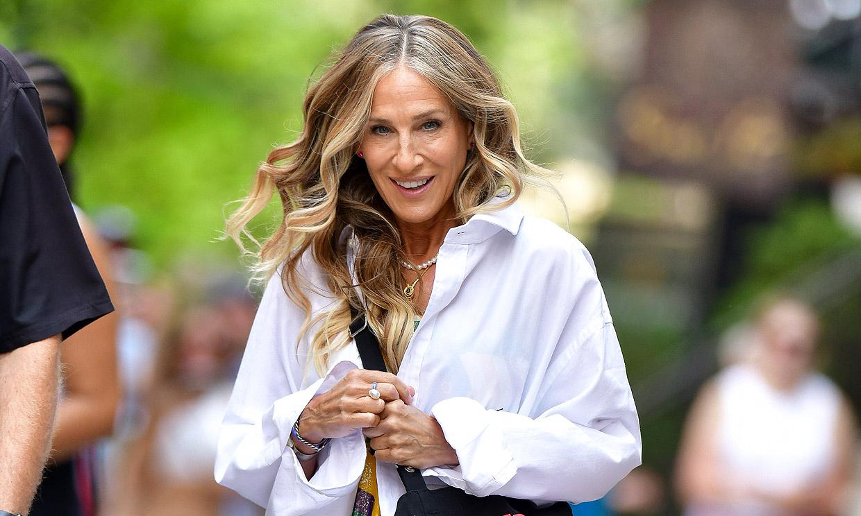 ¿Seguirán juntos Carrie y Big en la secuela de 'Sexo en Nueva York'?
