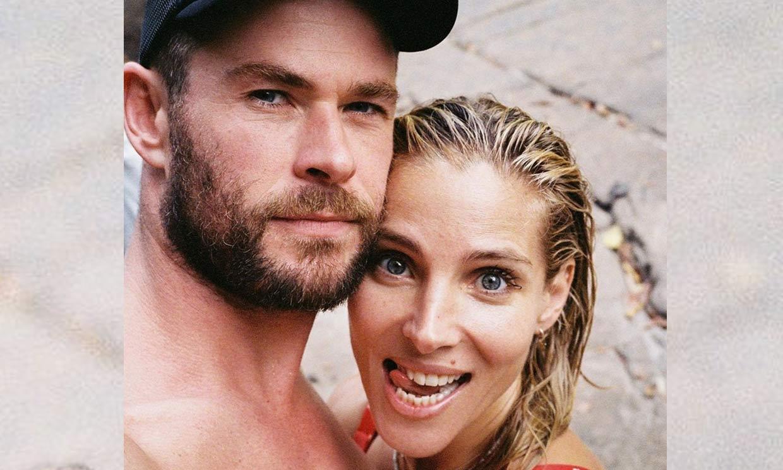 Viajes, entrenamientos y diversión: Chris Hemsworth abre su álbum para felicitar el cumpleaños a Elsa Pataky