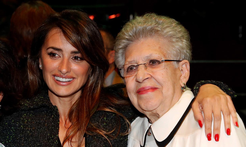 Abuela de tres nietos y suegra cómplice de Penélope Cruz, así era la discreta vida familiar de Pilar Bardem