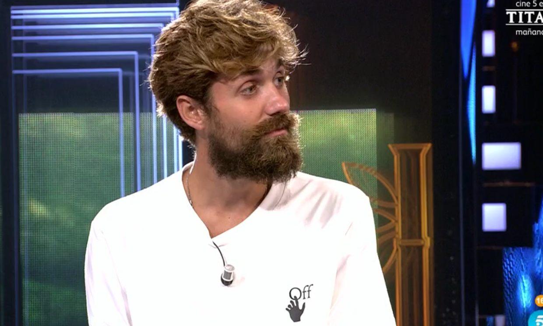 Descubre cuántos kilos ha perdido Alejandro Albalá en 'Supervivientes'