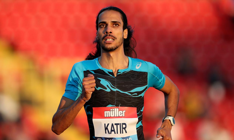 Modelo, opositor a bombero y poeta: así es Mohamed Katir, la gran sensación del atletismo español
