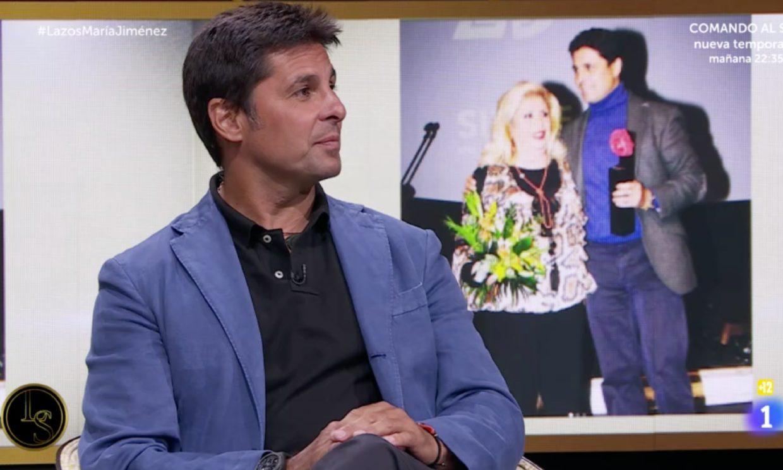 Francisco Rivera cuenta la estrecha relación que le une a María Jiménez