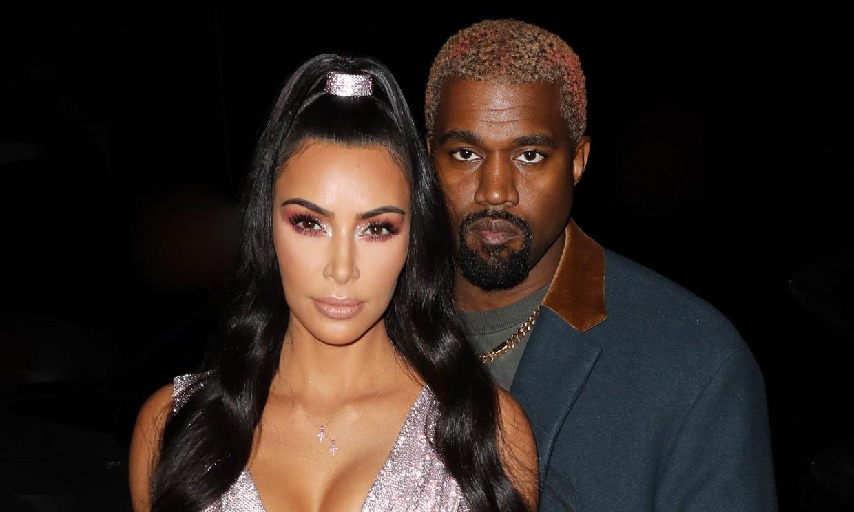 Kim Kardashian y Kanye West reaparecen juntos por primera vez tras su divorcio