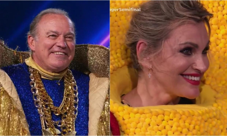Bertín Osborne se queda a las puertas de la final de 'Mask singer', que tuvo a Ainhoa Arteta como invitada
