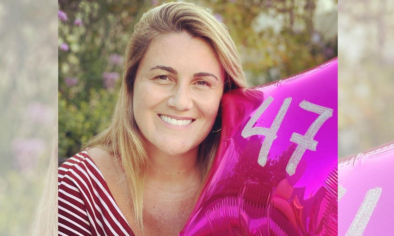 Carlota Corredera cumple 47 años: 'Me encanta celebrar la vida'