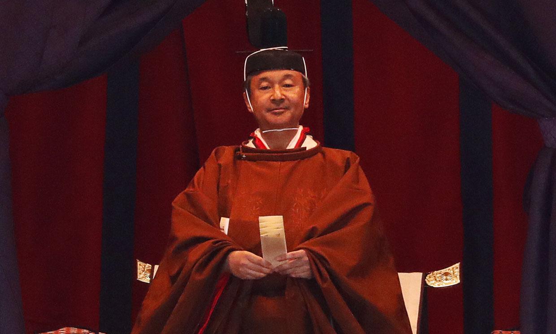 Naruhito presidirá la apertura de los JJOO más sobrios de la historia
