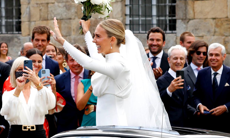 De María Pombo a Jaime de Marichalar, reunión de influencers y aristócratas en la boda de Lucía Bárcena y Marco Juncadella