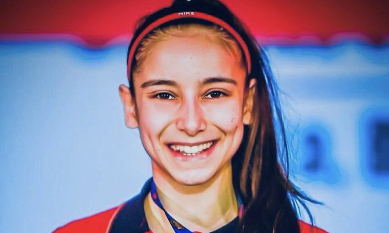 Tiene 17 años, iba para bailarina y quiere ser criminóloga: así es Adriana Cerezo, la primera medallista española en Tokio