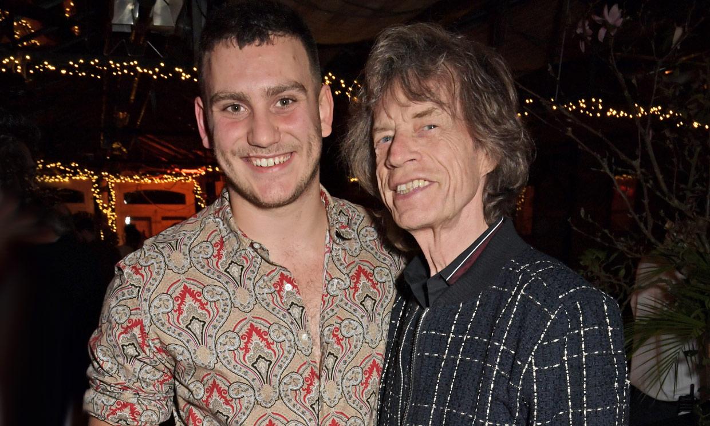 Gabriel, hijo de Mick Jagger, se casa con la socialité suiza Anouk Winzenried