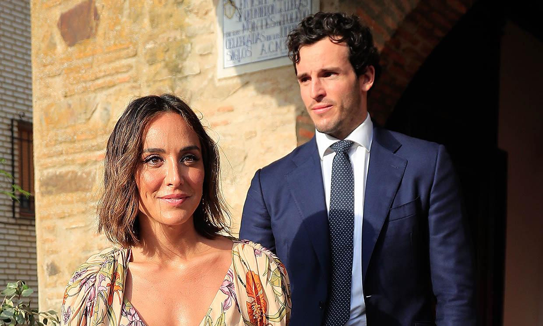 Tamara Falcó e Íñigo Onieva hacen un guiño al marqués de Griñón en su fin de semana entre viñedos