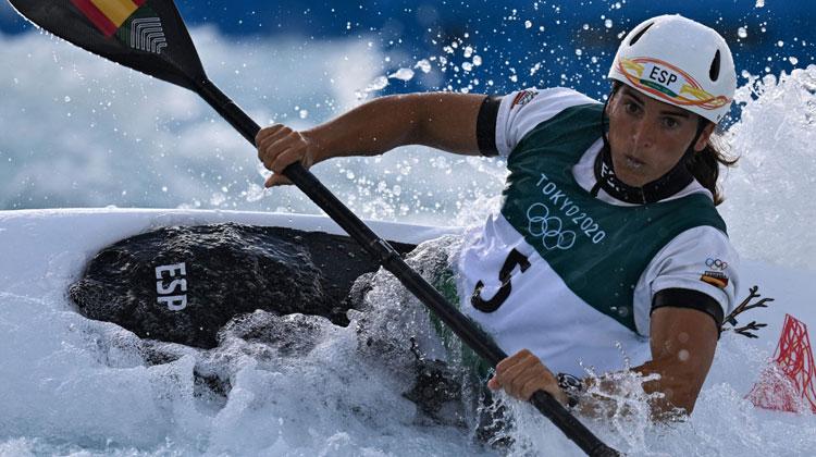 Maialen Chourraut logra la tercera medalla olímpica para España y dedica la victoria a su hija: así ha hecho leyenda