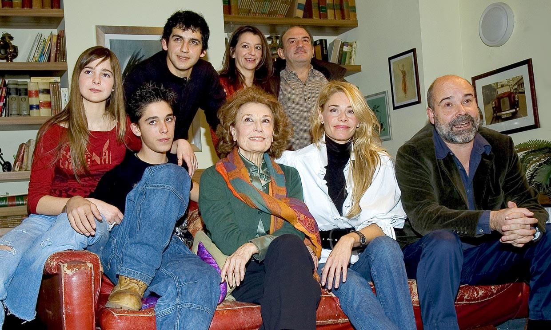 ¿Sabías que hace 13 años que terminó 'Los Serrano'? Hablamos con Fran Perea de cómo le cambió la vida