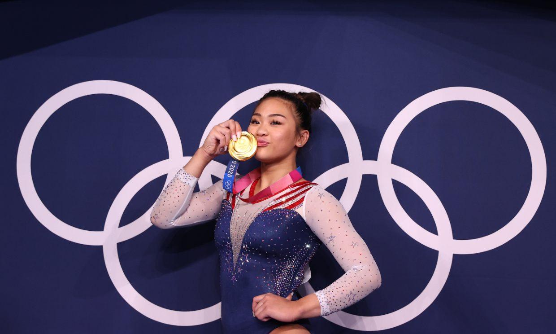 Los duros momentos de Susina Lee, sustituta de Simone Biles, antes de ganar el oro en Tokio