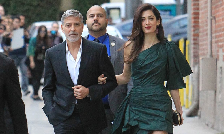 ¿Van a ampliar la familia George y Amal Cloone en los próximos meses? Esta es su respuesta