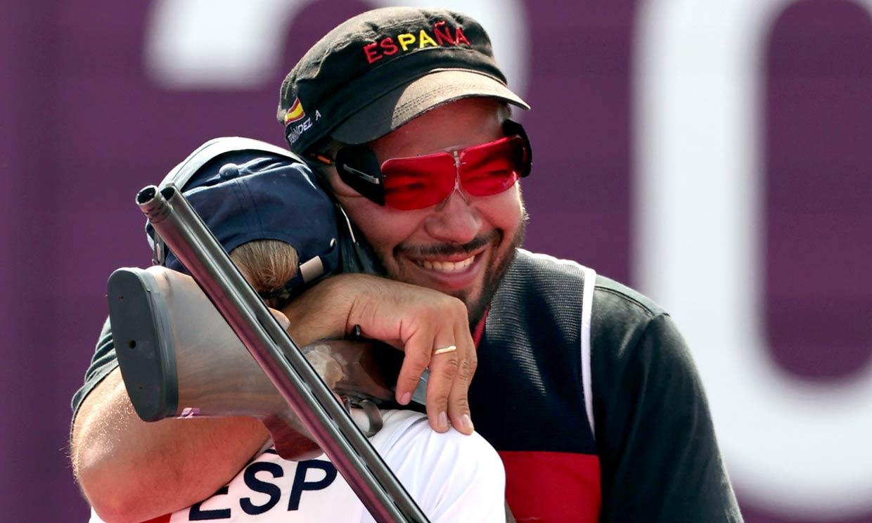 El otro gran regalo de Alberto Fernández, medalla de oro en las Olimpiadas de Tokio: le felicita uno de sus ídolos