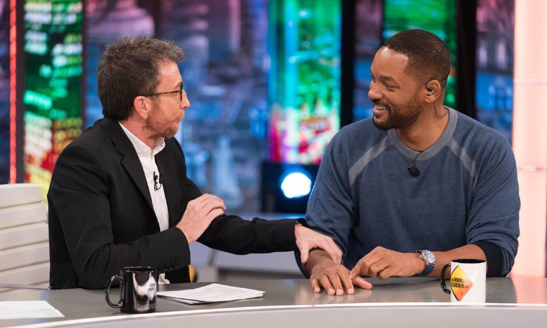 Amigos ¡y también socios! Pablo Motos explica cómo es su relación con Will Smith