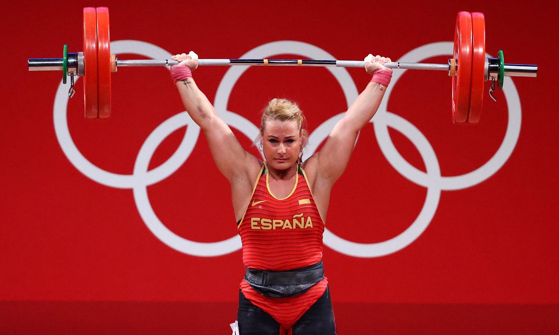 Adiós al sueño olímpico de Lydia Valentín: las causas que le han obligado a retirarse en plena competición