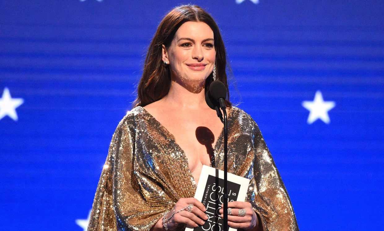 Anne Hathaway celebra el 20 aniversario de su primera película, ¿recuerdas cuál fue?