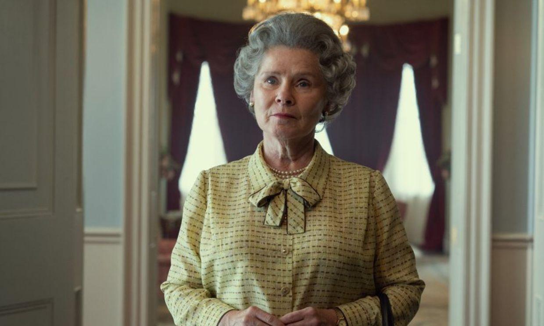¿Le ves parecido? Primera imagen de Imelda Staunton como Isabel II en 'The Crown'