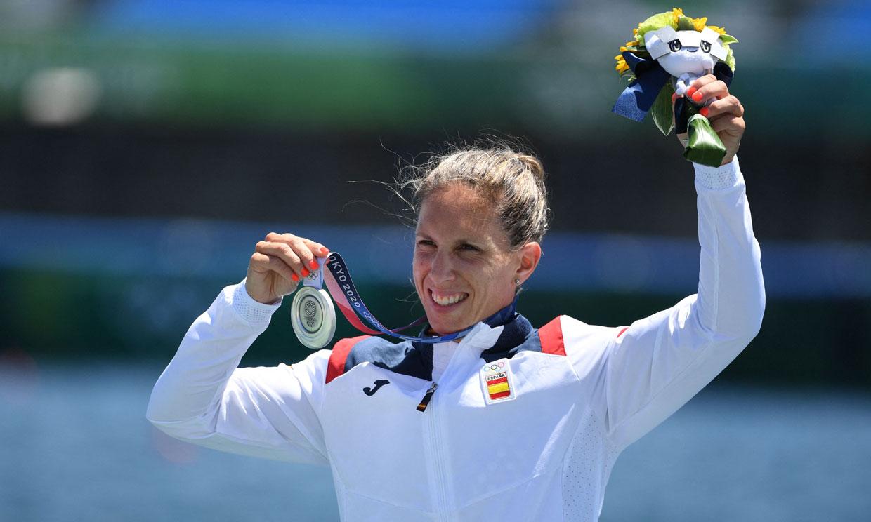 Teresa Portela, la admirable constancia de una madre para ganar su primera medalla olímpica a los 39 años