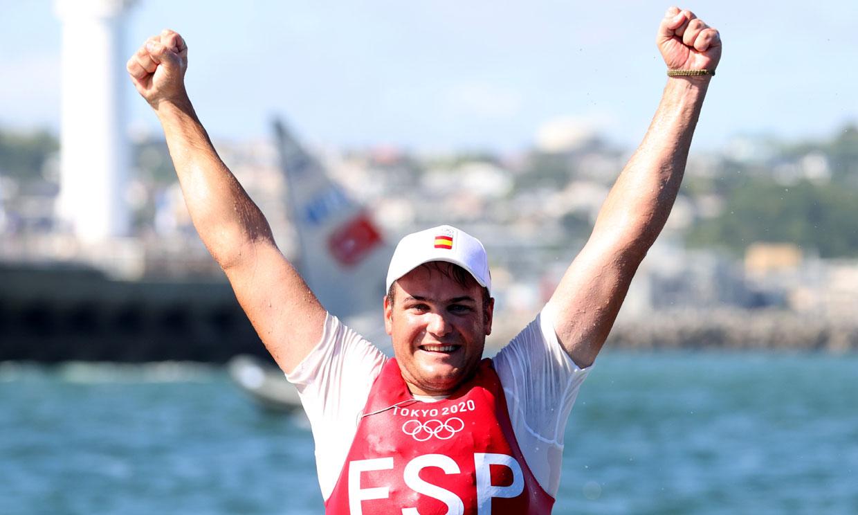 Joan Cardona gana el bronce en vela: por qué su primera medalla olímpica será también la última