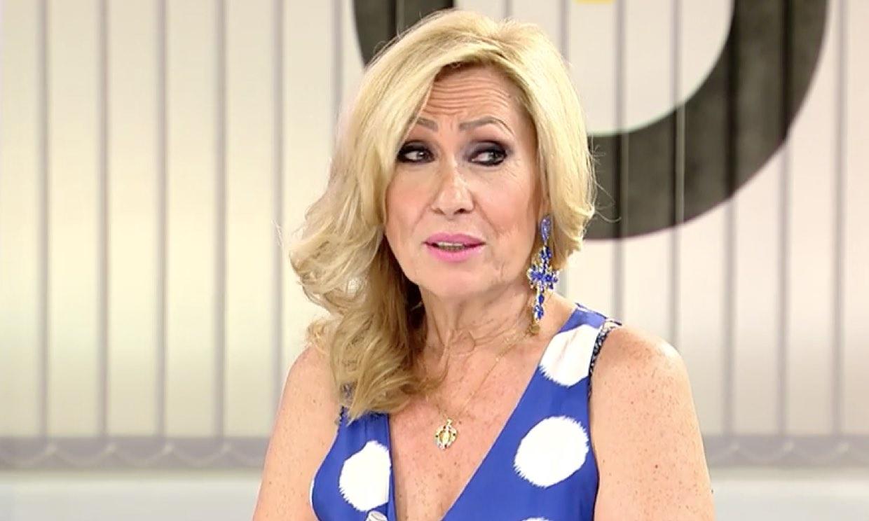 Rosa Benito responde a los rumores que la relacionan con Luis Miguel, ex de Ágatha Ruiz de la Prada