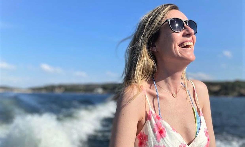 Así celebra Andrea Prat el primer aniversario de su 'nueva vida' tras haber superado un cáncer