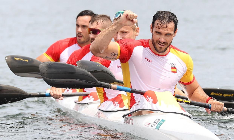Saúl Craviotto: de volver a ponerse el uniforme de policía en la pandemia a entrar en el Olimpo del deporte español