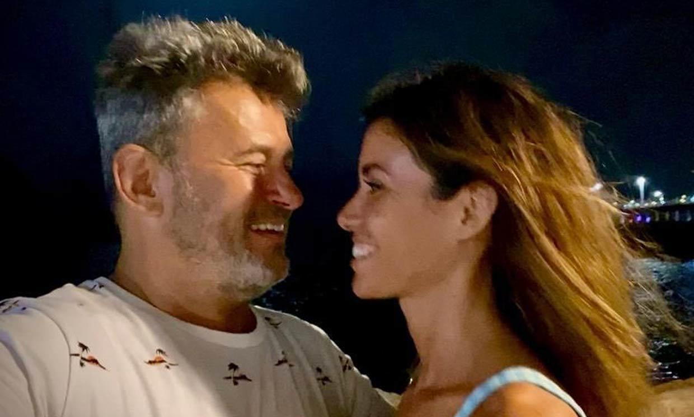 El primer verano de amor de Miki Nadal y su novia, a la que conoció por Cristina Pedroche