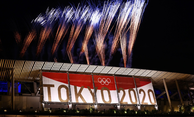 ¡Sayonara Tokio 2020! Música, luces y fuegos artificiales despiden los Juegos Olímpicos más atípicos