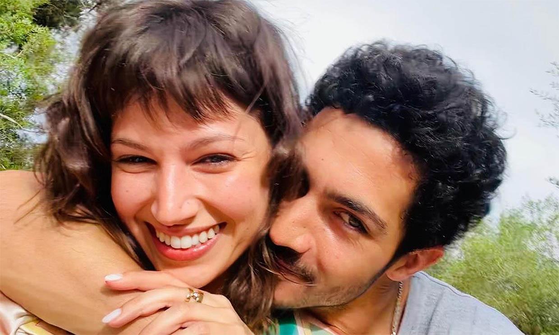Chino Darín envía una romántica felicitación a Úrsula Corberó por su 32 cumpleaños