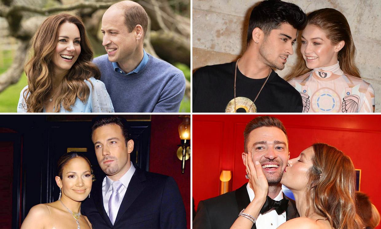 10 parejas que demuestran que segundas oportunidades sí que fueron buenas