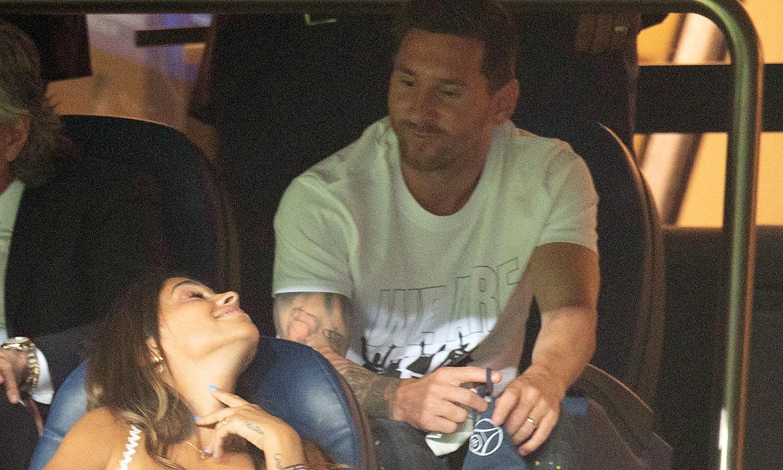 La ilusión de Leo Messi y Antonela Roccuzzo para adaptarse a su nueva vida en París