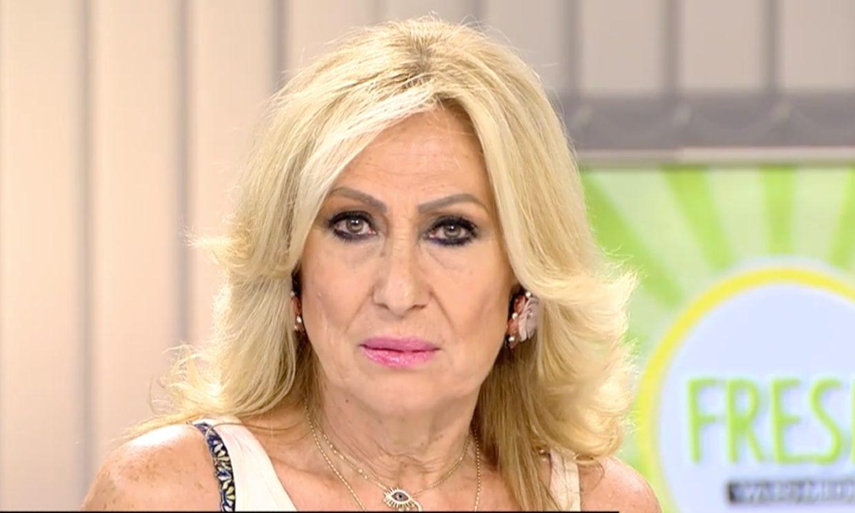 Rosa Benito, 'cansada' de Amador Mohedano: 'He tenido que bloquearte otra vez'
