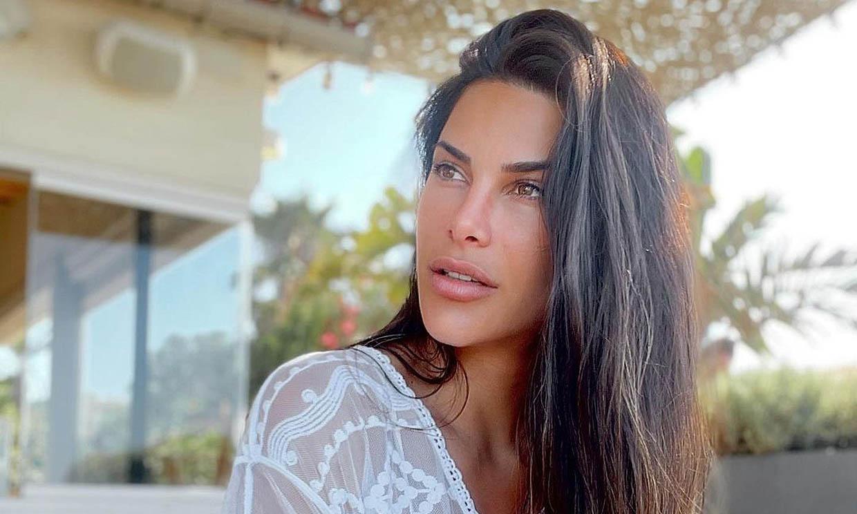 Carla Barber confirma que está nuevamente ilusionada durante sus vacaciones en Marbella