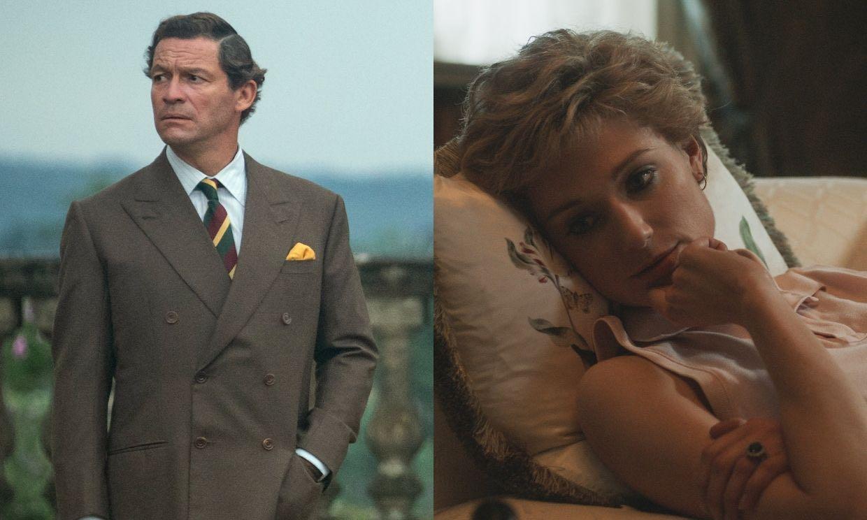 Primeras imágenes de Dominic West y Elizabeth Debicki como el príncipe Carlos y Diana de Gales en 'The Crown'