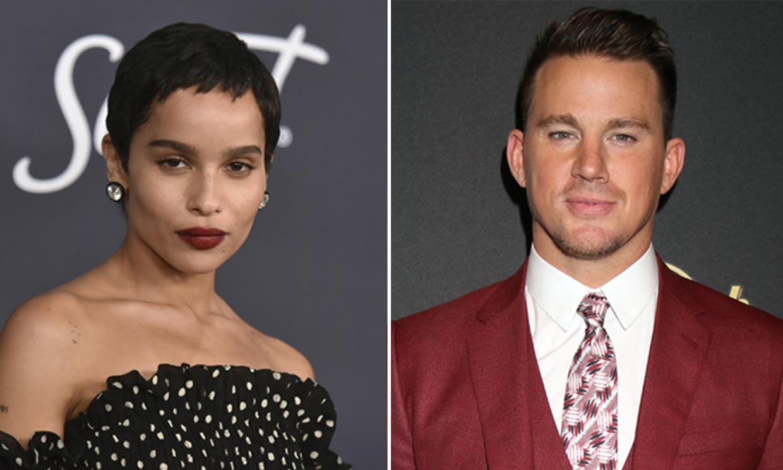 Zoe Kravitz y Channing Tatum, ¿la nueva pareja de Hollywood?