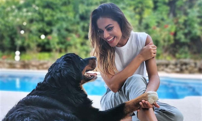 La reaparición de Lara Álvarez en muy buena compañía y 'viviendo de amor'