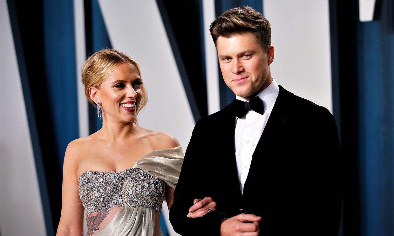 Un embarazo secreto y una boda íntima, recordamos la historia de amor de Scarlett Johansson y Colin Host