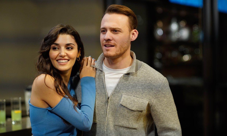 La emotiva despedida de los actores de 'Love in the air' en su último día de rodaje juntos