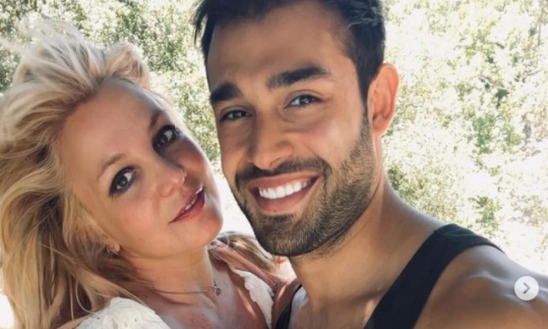 El cariñoso mensaje de Britney Spears a su novio: 'Has estado conmigo en los peores años de mi vida'
