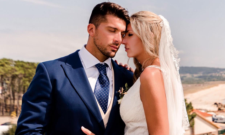 La romántica boda junto al mar de Cristian Toro y Susana Salmerón