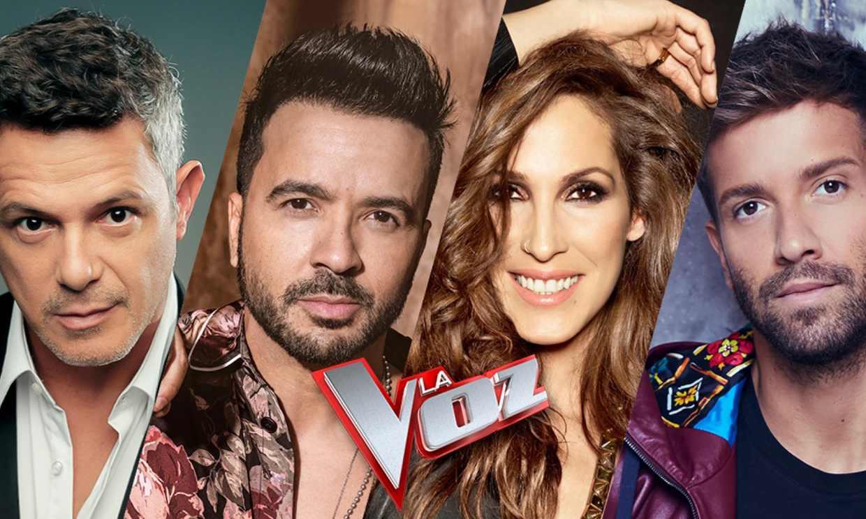 'La Voz 2021' se renueva 'solo para los más grandes' con la vuelta de Malú y el debut de Pablo Alborán