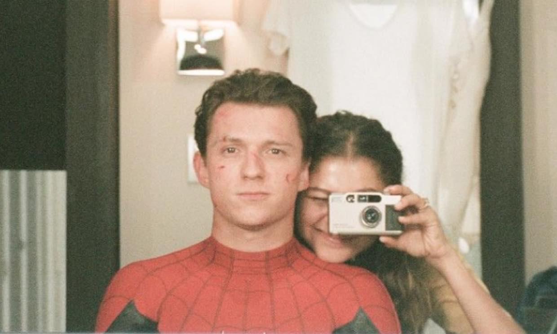 Zendaya cumple 25 años y Tom Holland le felicita al más puro estilo 'Spiderman'