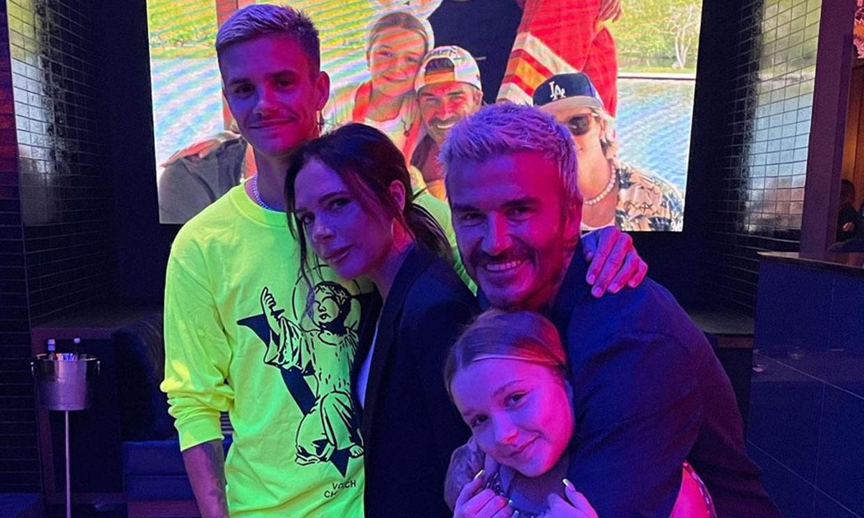 Romeo Beckham celebra sus 19 años con una increíble fiesta en Miami y echando de menos a su chica